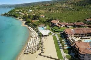 Taxi transfer from Thessaloniki airport to Anthemus Resort